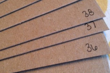 A Clever Way To Know Which RSVP Card Belongs To Whom
