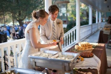 The Perfect Potluck Reception (Might Be Not Having One At All) - weddingfor1000.com