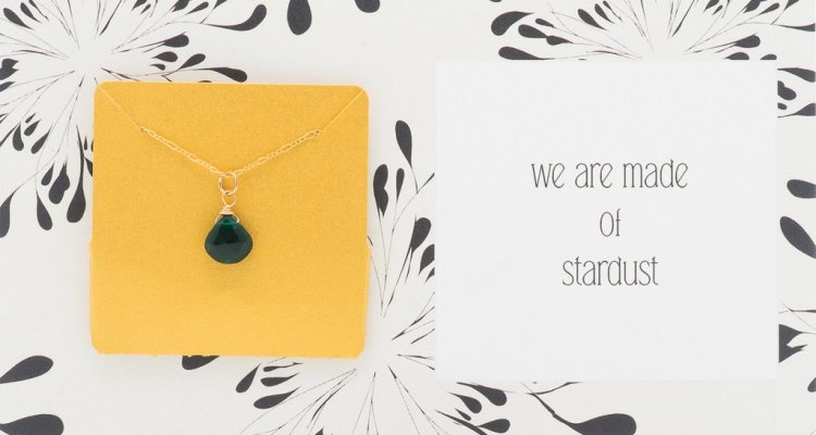 Ruthie & Olive creates beautiful, handmade jewelry in Portland, OR - the perfect bridesmaid gifts!