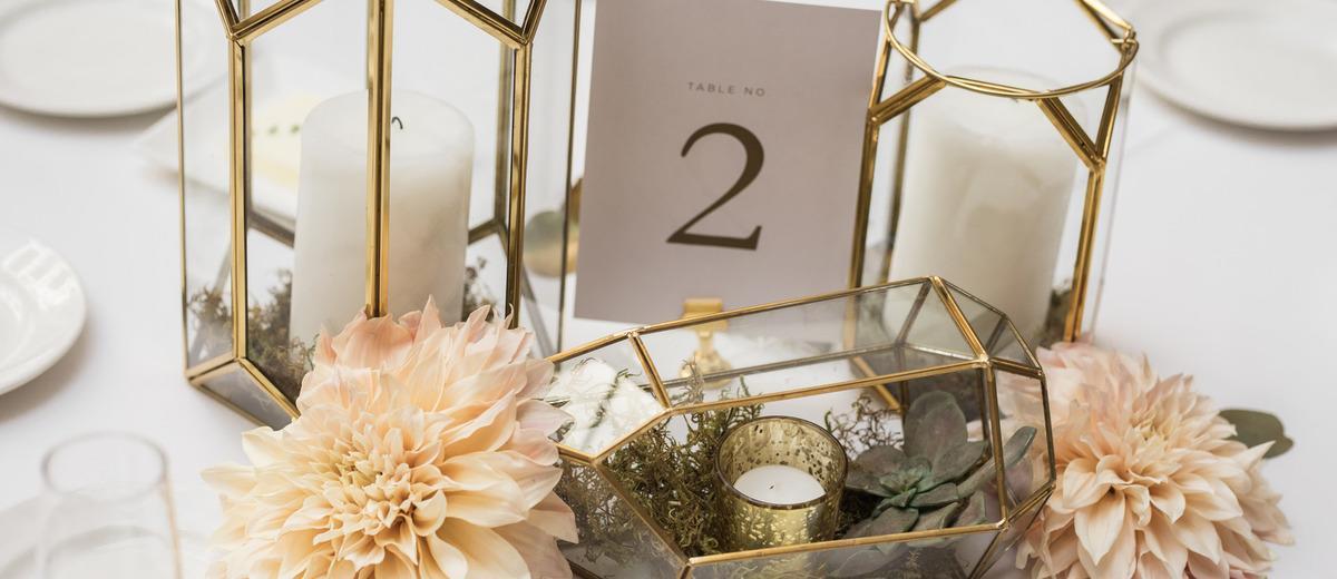 30 Most Luxury Gold Wedding Decorations Wedding Forward