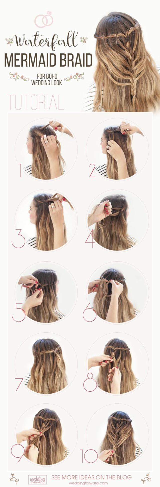 42 half up half down wedding hairstyles ideas | wedding forward