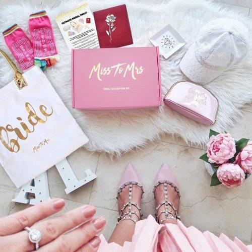 Miss To Mrs Subscription Box