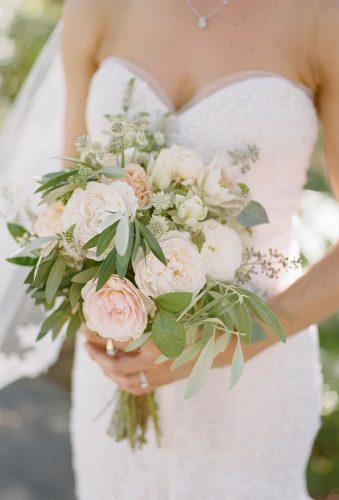elegant wedding bouquets tender blush bouquet christinamcneill