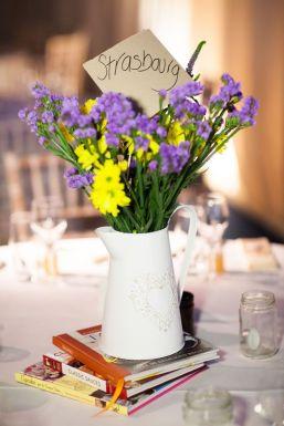 21 ways to decorate your wedding venue with flowers © natashahurley.com