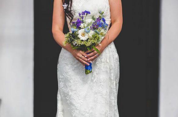 50 dos melhores buquês de casamento para noivas e empregadas domésticas © christopherian.co.uk