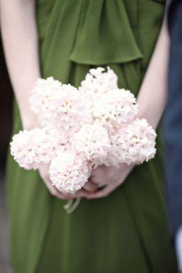 50 dos melhores buquês de casamento para noivas e empregadas domésticas © dashacaffrey.com