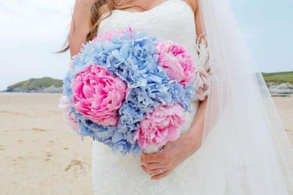 50 dos melhores buquês de casamento para noivas e empregadas domésticas © staplephotography.co.uk