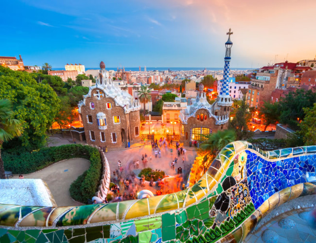 Barcelona - The 5 Hottest Hen Weekend Locations in Europe