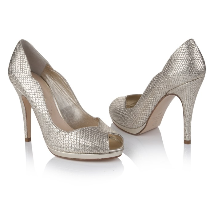 Rachel Simpson - Leonie Gold Snake £ 190 (pair)