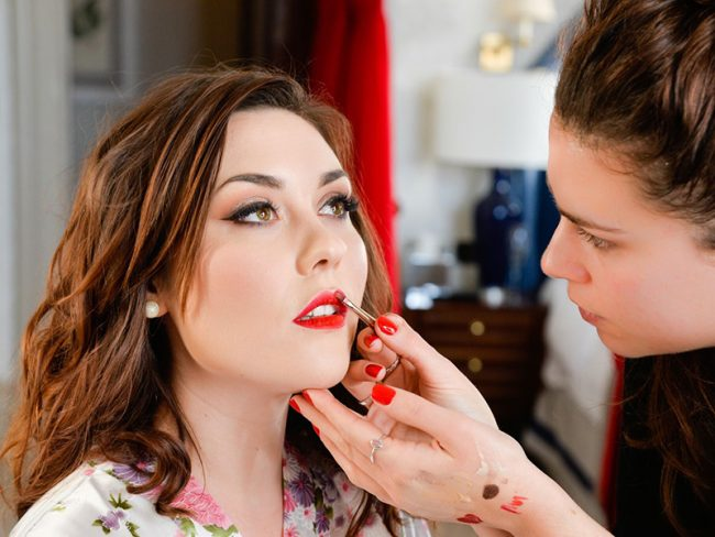 Sasha Pallari shares her advice (as both MUA and bride-to-be) on choosing the bridal makeup artist for you, plus find the best bridal beauty products