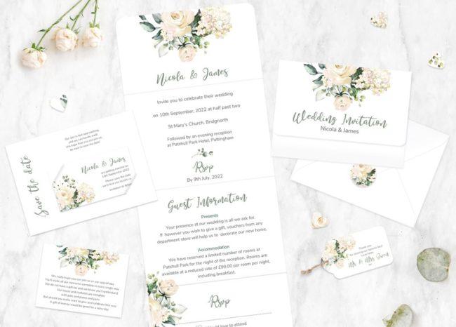 "12-days-of-christmas-day-four-win-wedding-invitations ""width ="" 650 ""peak ="" 466 ""srcset ="" https://www.weddingideasmag.com/wp-content/uploads/2018/12 /12-days-of-christmas-day-four-win-wedding-invitations-650x466.jpg 650w, https://www.weddingideasmag.com/wp-content/uploads/2018/12/12-days-of- christmas-day-four-win-wedding-invitations-300x215.jpg 300w, https://www.weddingideasmag.com/wp-content/uploads/2018/12/12-days-of-christmas-day-four-win -wedding-invitations-768x551.jpg 768w, https://www.weddingideasmag.com/wp-content/uploads/2018/12/12-days-of-christmas-day-four-win-wedding-invitations.jpg 800w ""sizes ="" (max-width: 650px) 100vw, 650px ""/></div data-recalc-dims="