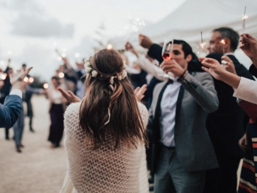 Wedding Food and Drink Trends for 2019 - dancing