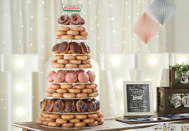 "krispy-kremes-wedding-donuts-tower ""width ="" 800 ""top ="" 554 ""srcset ="" https://www.weddingideasmag.com/wp-content/uploads/2020/01/krispy-kremes-wedding- donuts -tower.jpg 800w, https://www.weddingideasmag.com/wp-content/uploads/2020/01/krispy-kremes-wedding-doughnuts-tower-300x208.jpg 300w, https://www.weddingideasmag.com /wp-content/uploads/2020/01/krispy-kremes-wedding-doughnuts-tower-768x532.jpg 768w, https://www.weddingideasmag.com/wp-content/uploads/2020/01/krispy-kremes- wedding-donuts-tower-650x450.jpg 650w, https://www.weddingideasmag.com/wp-content/uploads/2020/01/krispy-kremes-wedding-doughnuts-tower-100x70.jpg 100w, https: // www.weddingideasmag.com/wp-content/uploads/2020/01/krispy-kremes-wedding-doughnuts-tower-218x150.jpg 218w ""sizes ="" (max-width: 800px) 100vw, 800px ""/></p data-recalc-dims="