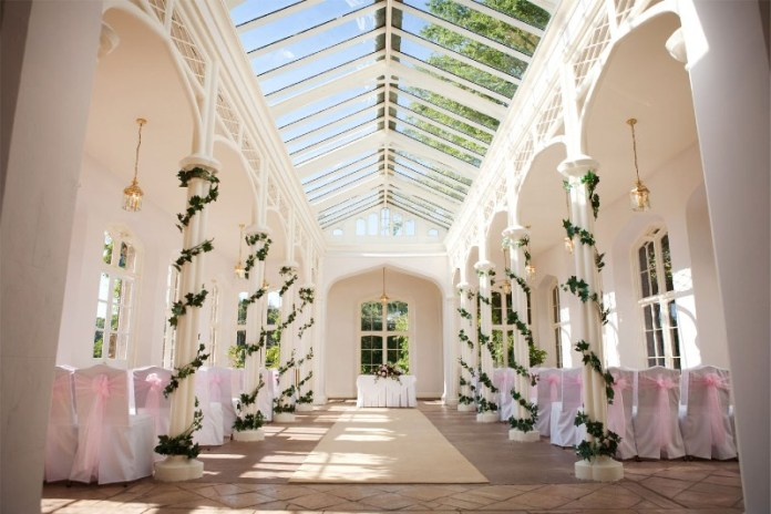 St Audries Park - Orangery Ceremony