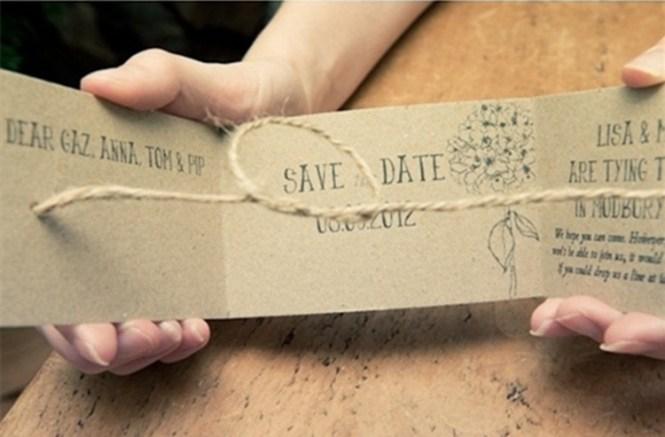 Unique Wedding Invitations Custom Creative