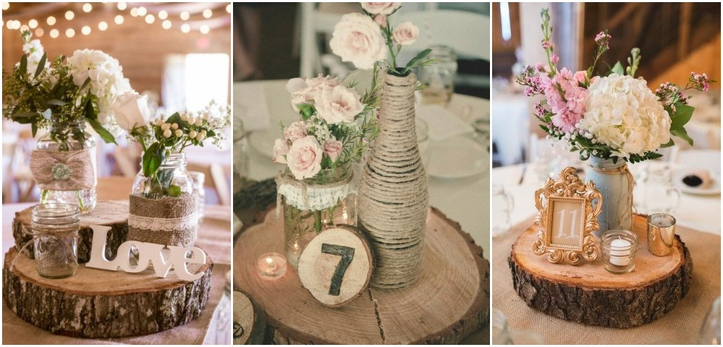 Ideas Rustic And Wedding Decorations