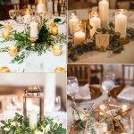 37 Romantic Greenery Wedding Centerpieces For 2020 Weddinginclude