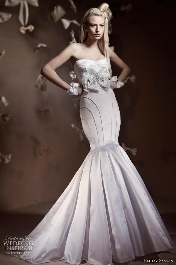 Elihav Sasson 2011 Bridal Collection Wedding Inspirasi