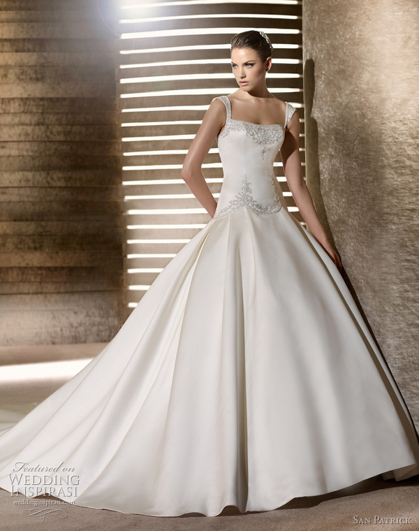 2faf9399e San Patrick Wedding Dress. the specialiststhe. 2012 advance ...