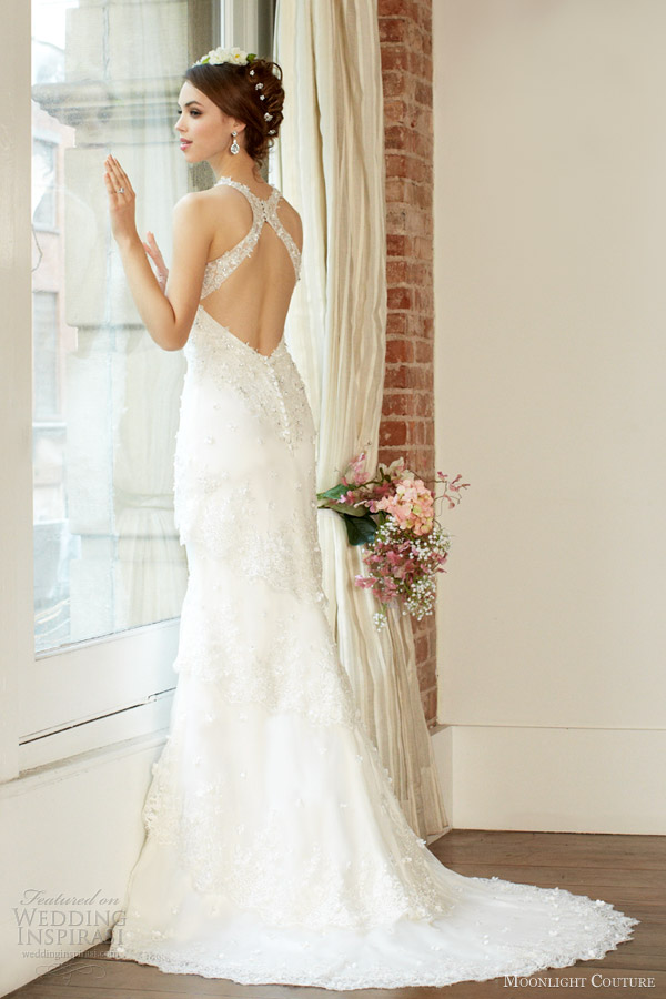 Sweetheart And Embellished Dress Flare Wedding Fit And Lace Neckline Line Tulle Soft
