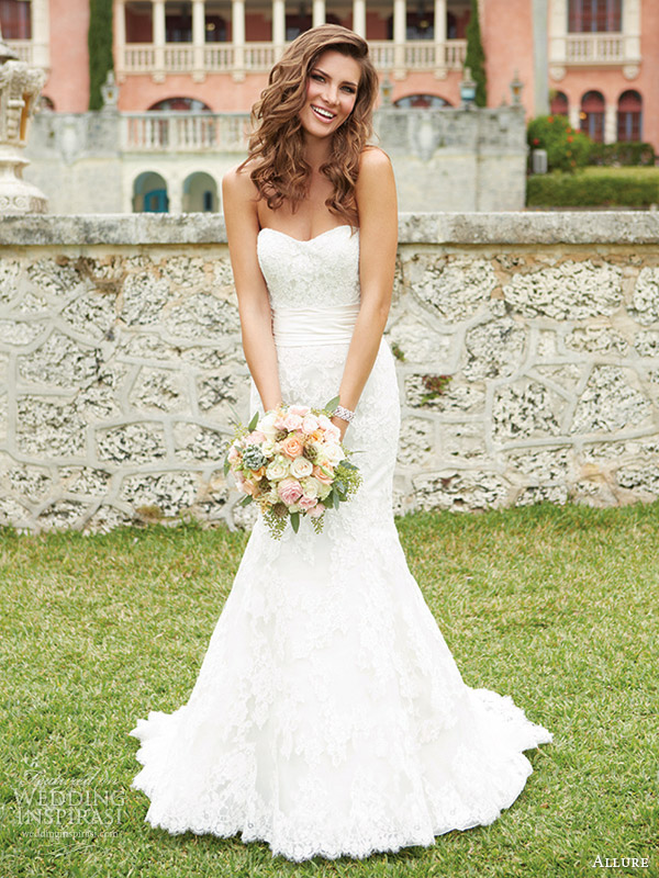 Allure Bridals Fall 2013 Collections Sponsor Highlight