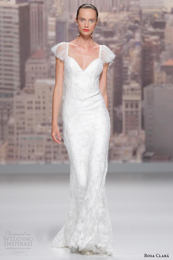 Rosa Clar 2015 Wedding Dresses Wedding Inspirasi