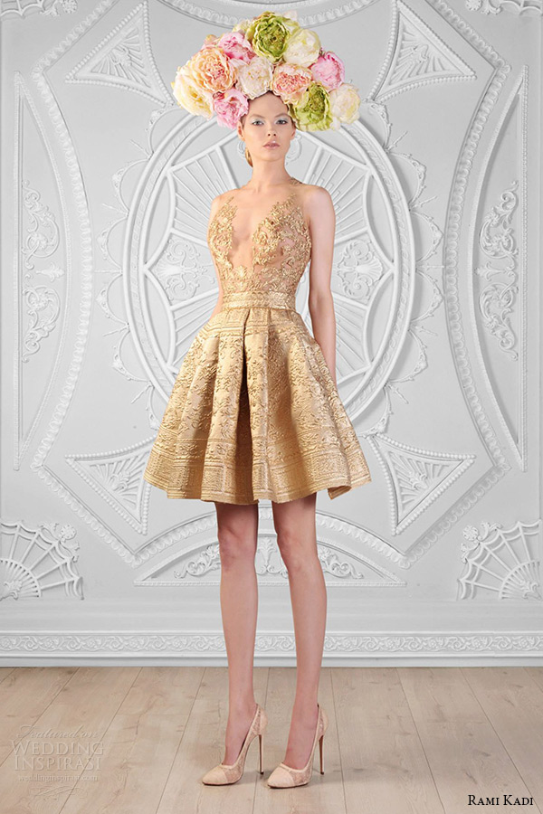 Rami Kadi Spring 2014 Couture Collection Le Royaume