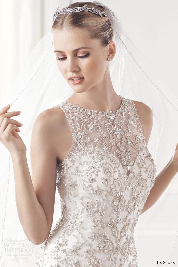 b21f84000bd Wedding Dress La. la sposa 2015 wedding dresses glamour bridal ...