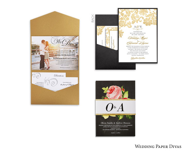 Diy How To Add Pearl Stickers Your Wedding Invitations