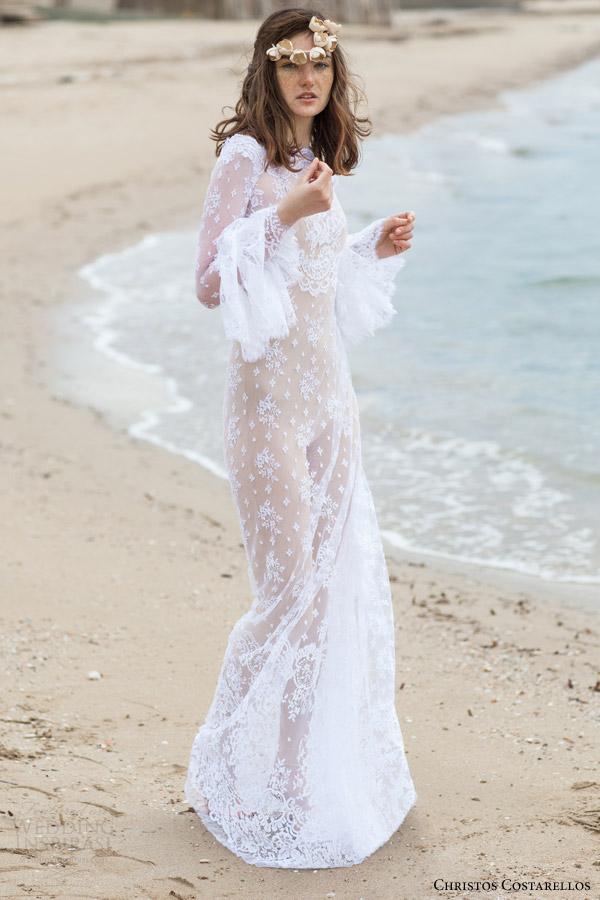Christos Costarellos 2016 Wedding Dresses - crazyforus