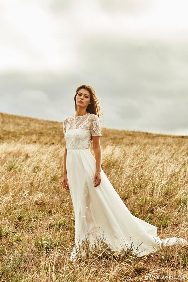 Grace Loves Lace Wedding Dresses Untamed Romance Bridal