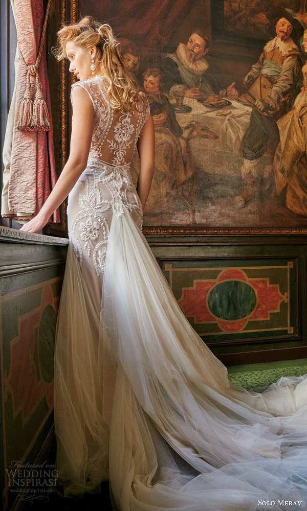 Solo Merav 2016 Wedding Dresses Interview With