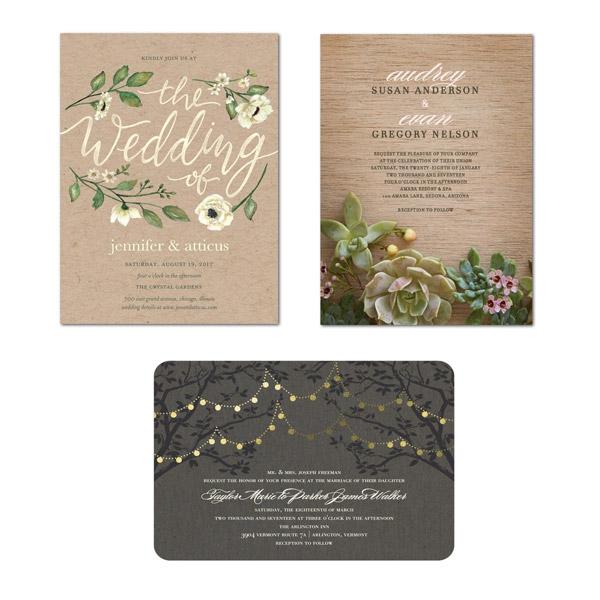 Wedding Paper Divas Invitations That