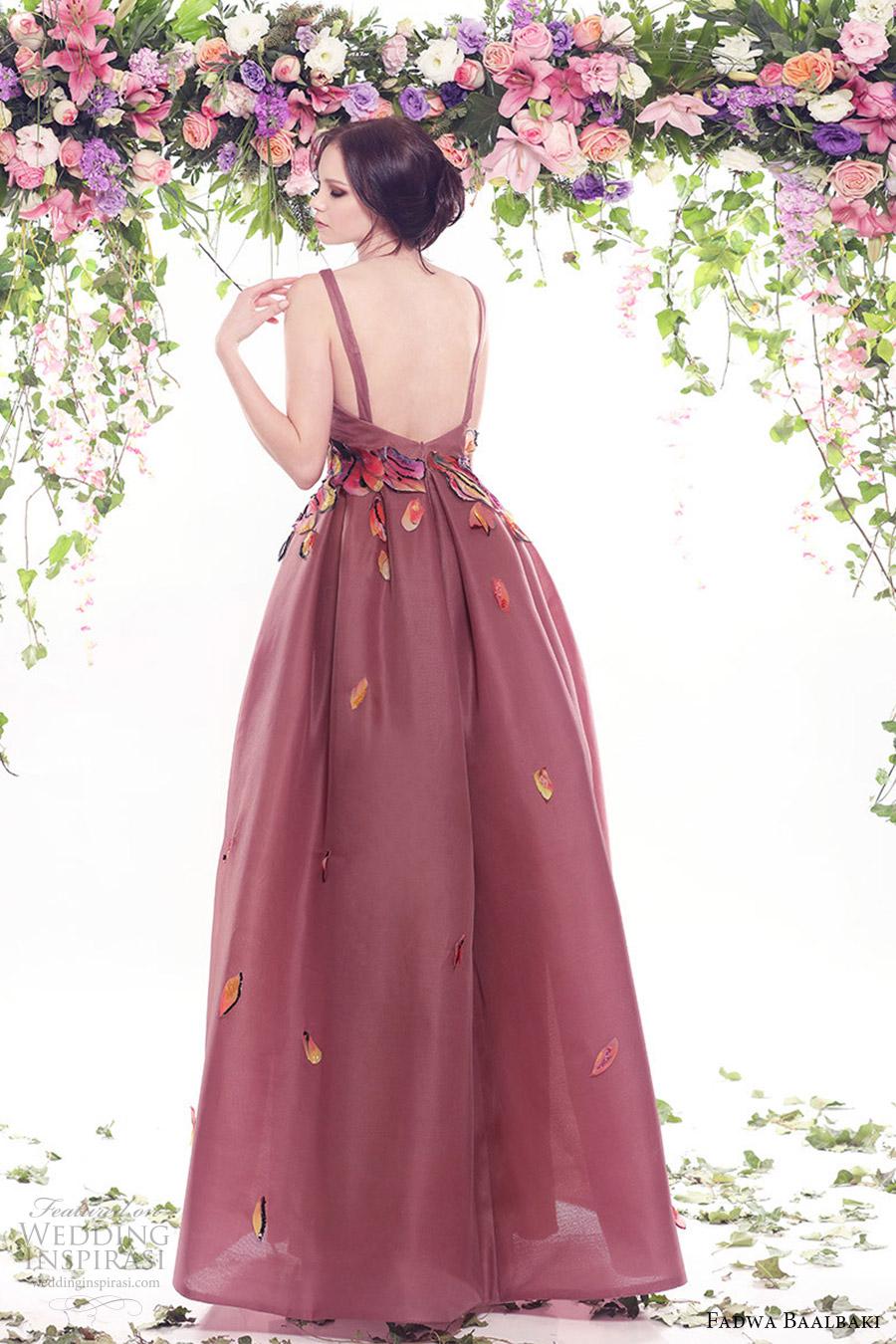 fadwa baalbaki spring 2016 couture sleeveless sabrina neckline dress bv