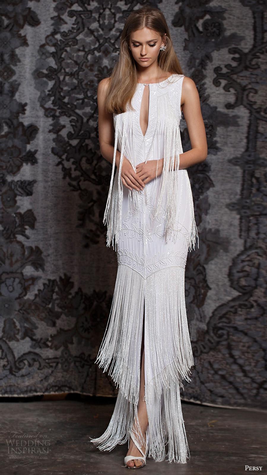 Persy Fall 2016 Wedding Dresses Bohemian Gypsy Bridal