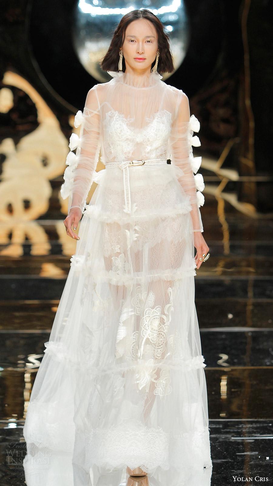 Yolan Cris Bridal 2017 Wedding Dresses - crazyforus