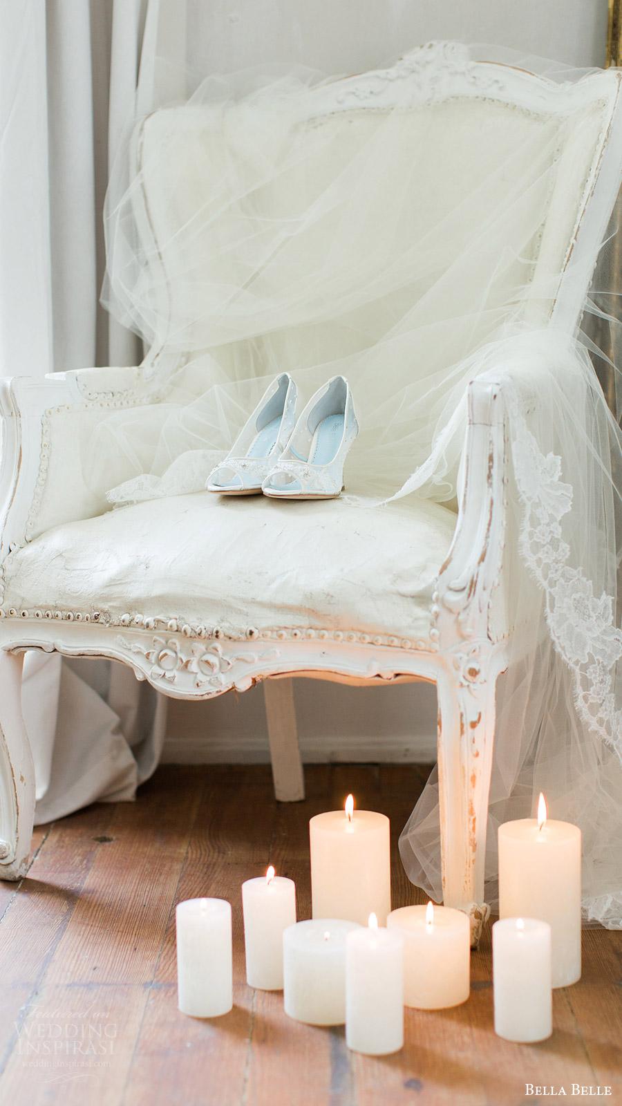 bella belle bridal shoes 2016 mandy peep toe heels