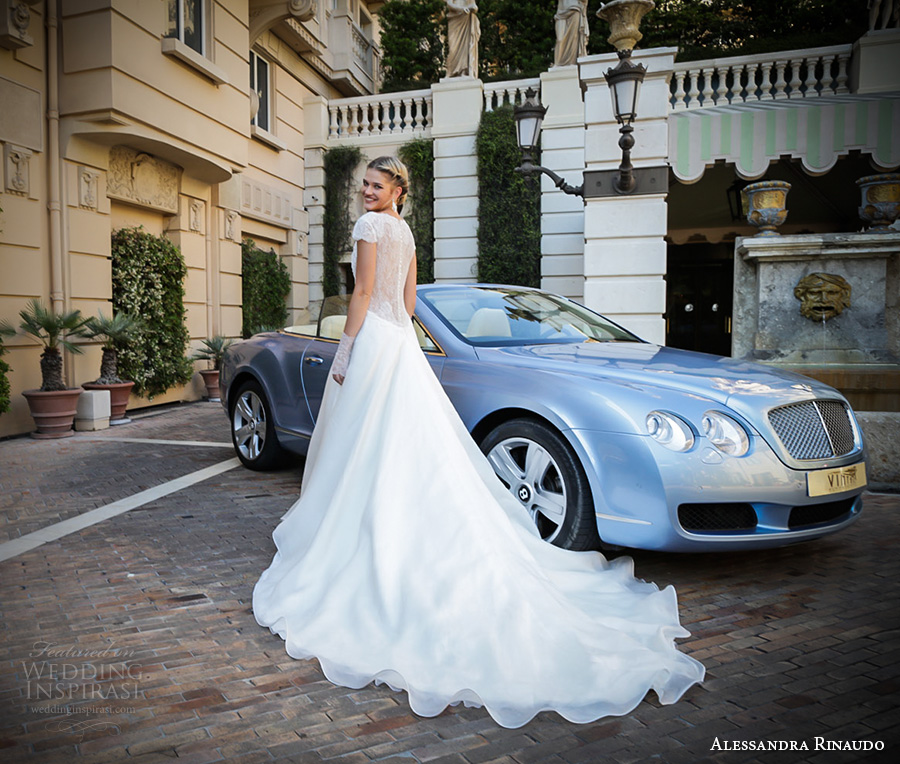 alessandra rinaudo 2017 bridal cap sleeves boat neckline heavily embellished bodice romantic a  line wedding dress lace back chapel train (32) bv
