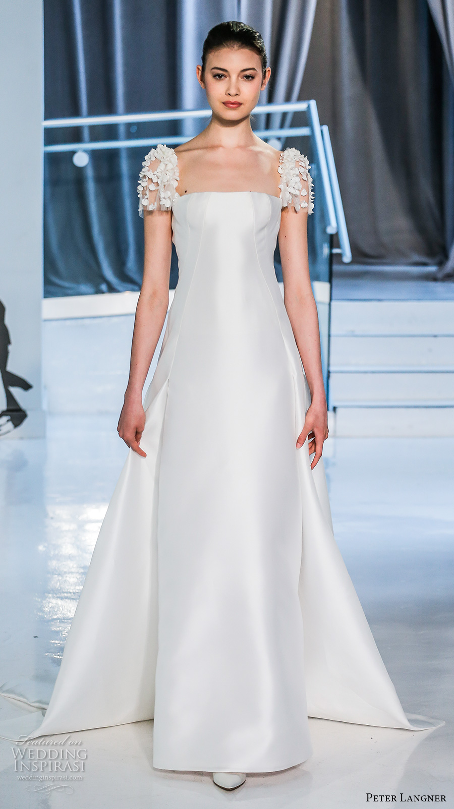 Peter Langner Spring 2018 Wedding Dresses New York