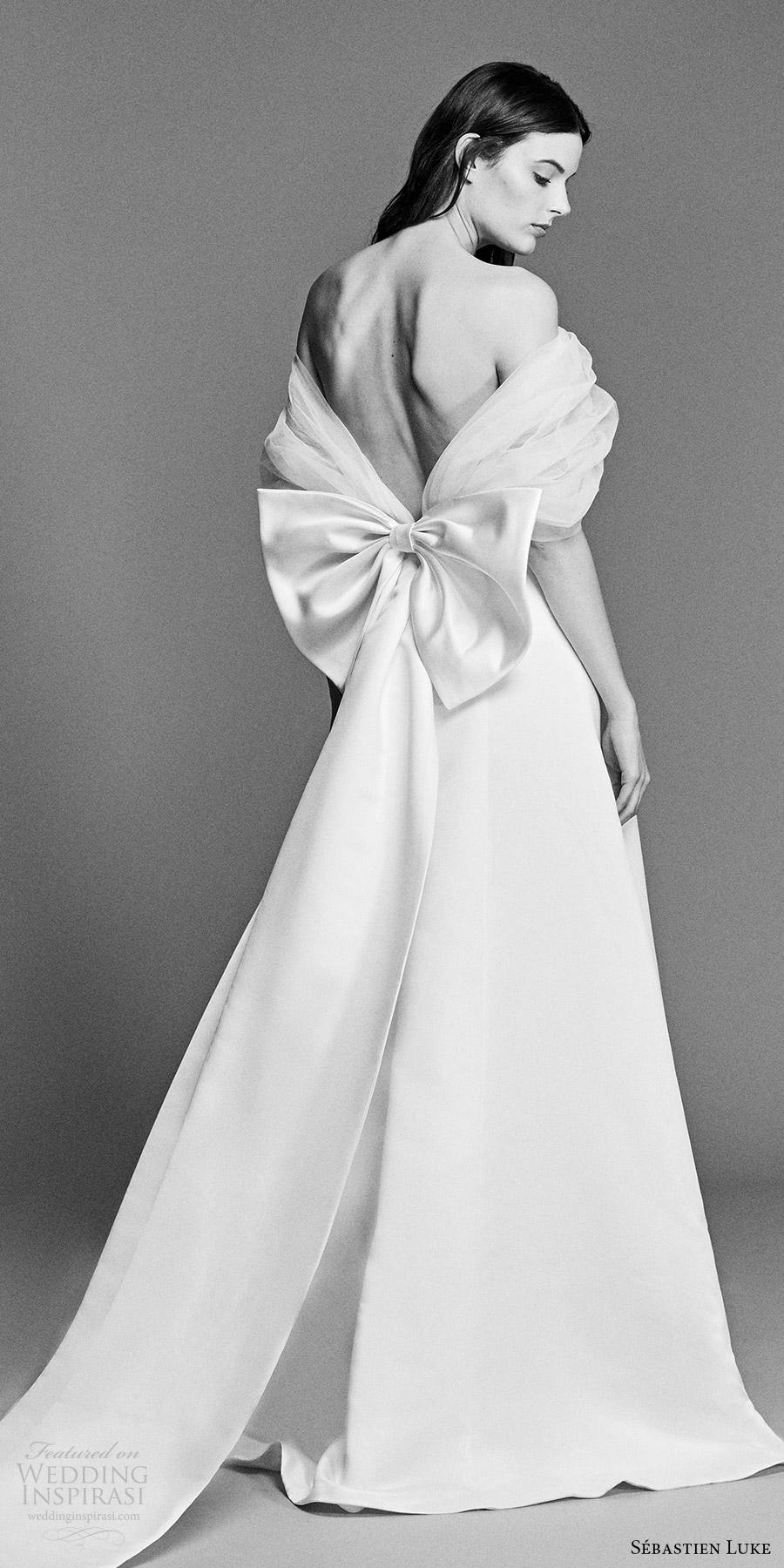Sbastien Luke Spring 2018 Wedding Dresses Wedding Inspirasi