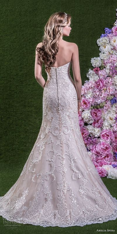 Amelia Sposa 2018 Wedding Dresses | Wedding Inspirasi