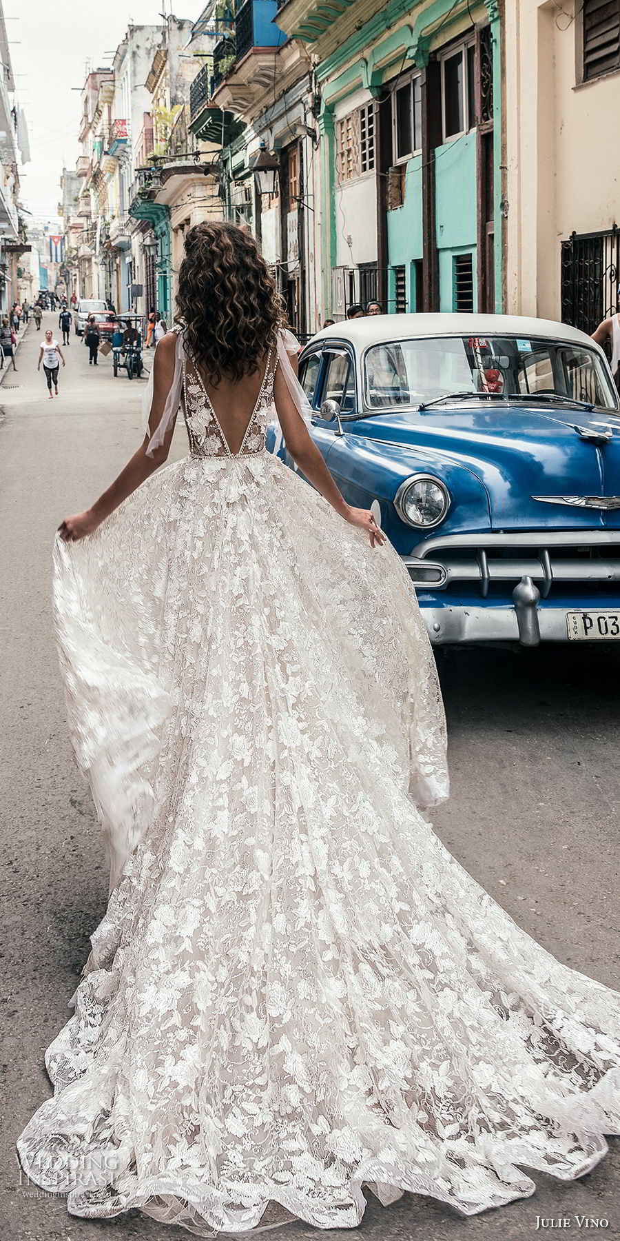 Julie Vino Fall 2018 Wedding Dresses Crazyforus
