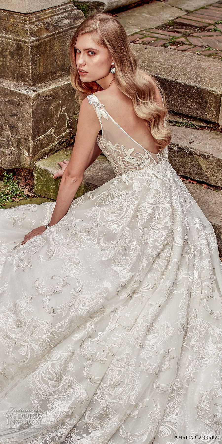 Amalia Carrara Spring 2018 Wedding Dresses Crazyforus