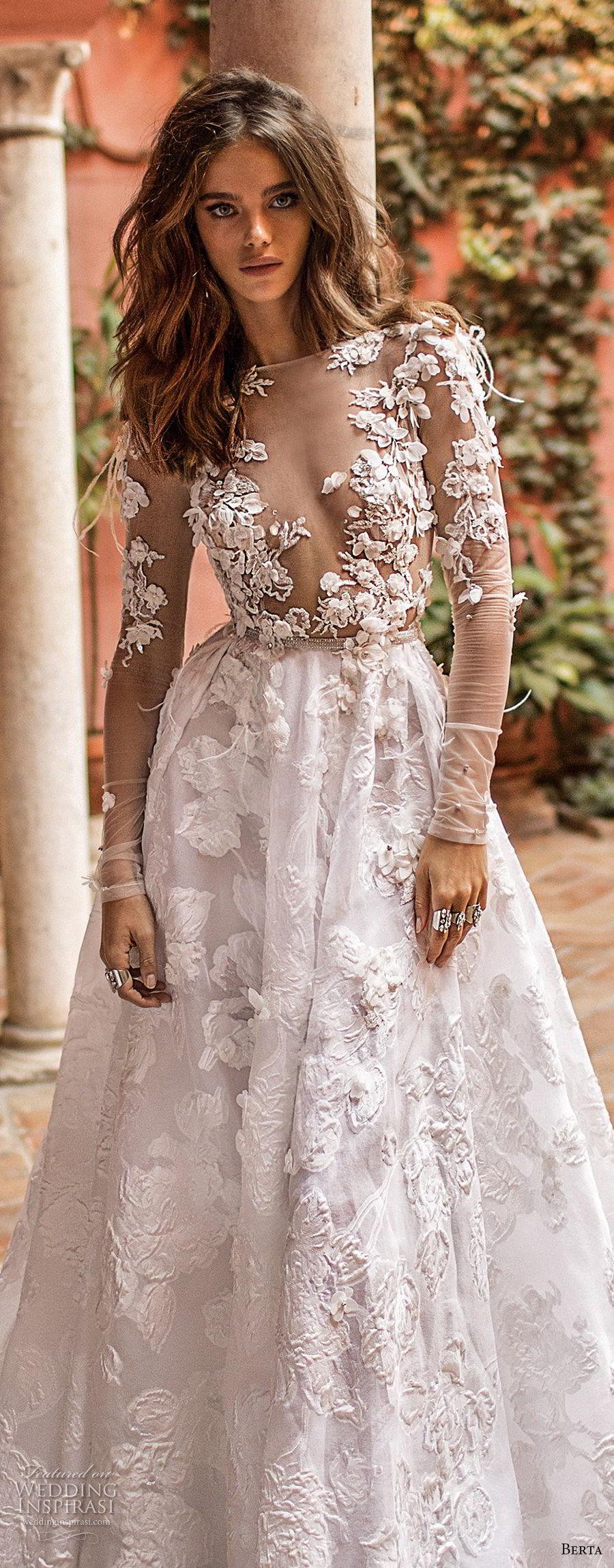Fall Wedding Gowns