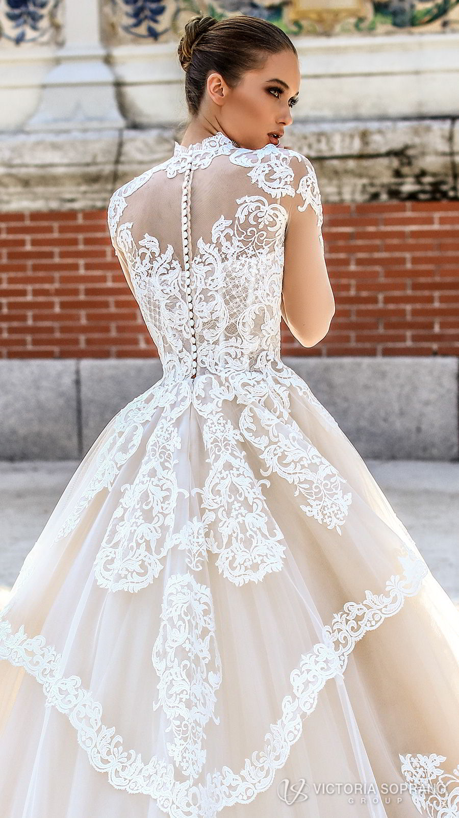 Victoria Soprano 2018 Wedding Dresses Crazyforus