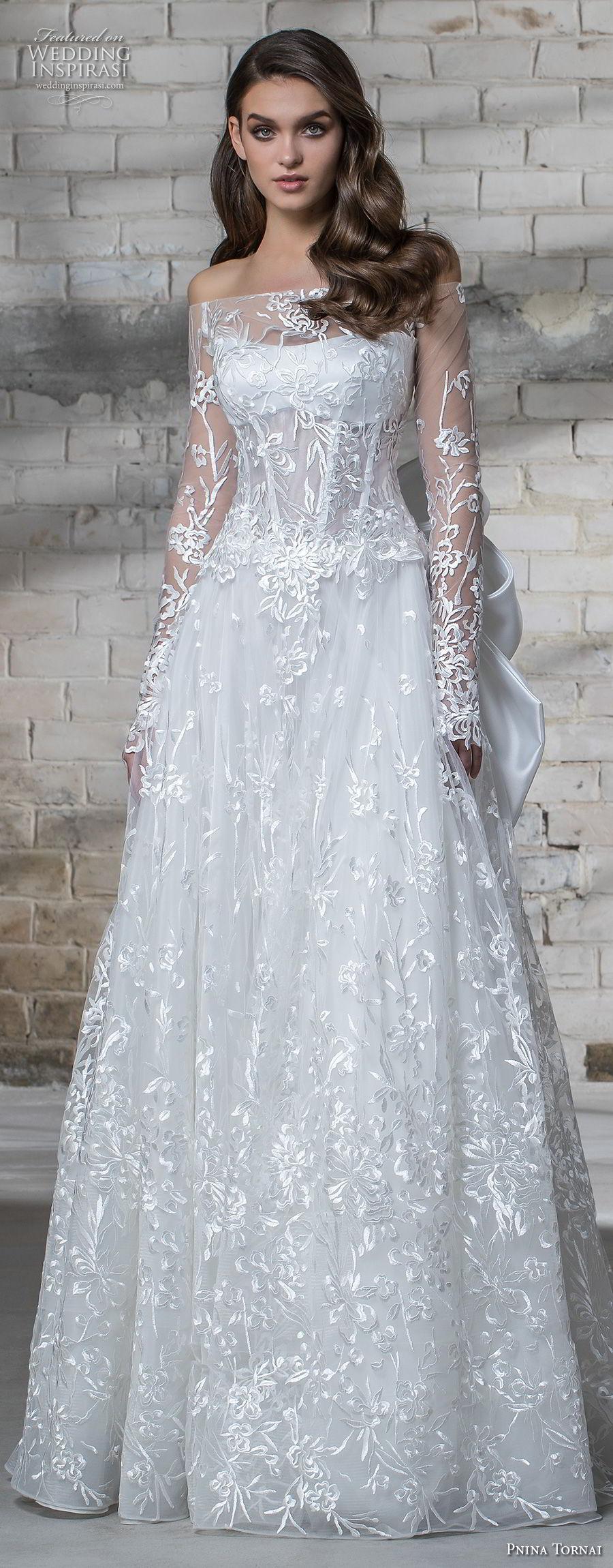 Pnina Tornai Kleinfeld Wedding Dresses