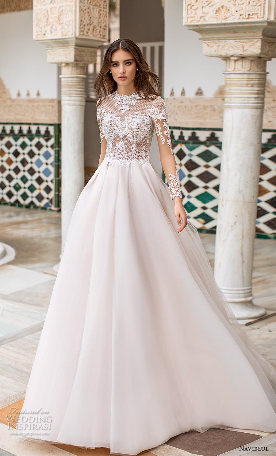 Naviblue 2019 Wedding Dresses Dolly Bridal Collection