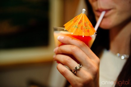 alternative drink ideas for LDS receptions