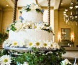 LDS weddings, LDS reception, wedding cake