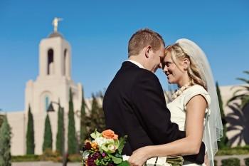 Mormon ring ceremony